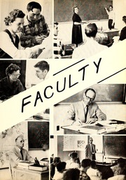 Page 13, 1954 Edition, Hinds Community College - Eagle Yearbook (Raymond, MS) online yearbook collection