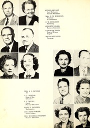 Page 16, 1954 Edition, Hinds Community College - Eagle Yearbook (Raymond, MS) online yearbook collection