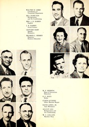 Page 17, 1954 Edition, Hinds Community College - Eagle Yearbook (Raymond, MS) online yearbook collection