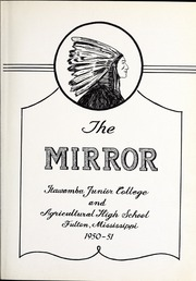 Page 7, 1951 Edition, Itawamba Community College - Mirror Yearbook (Fulton, MS) online yearbook collection