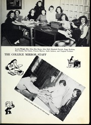 Page 9, 1953 Edition, Itawamba Community College - Mirror Yearbook (Fulton, MS) online yearbook collection