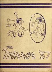 Itawamba Community College - Mirror Yearbook (Fulton, MS) online yearbook collection, 1957 Edition, Page 1