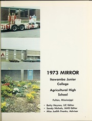 Page 5, 1973 Edition, Itawamba Community College - Mirror Yearbook (Fulton, MS) online yearbook collection