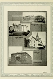 Page 10, 1929 Edition, Appalachian State University - Rhododendron Yearbook (Boone, NC) online yearbook collection