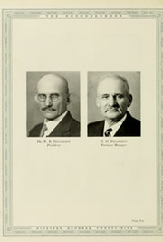 Page 14, 1929 Edition, Appalachian State University - Rhododendron Yearbook (Boone, NC) online yearbook collection