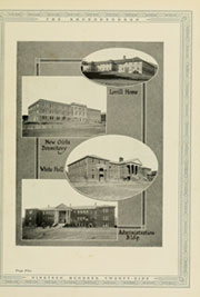 Page 9, 1929 Edition, Appalachian State University - Rhododendron Yearbook (Boone, NC) online yearbook collection