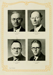 Page 18, 1930 Edition, Appalachian State University - Rhododendron Yearbook (Boone, NC) online yearbook collection