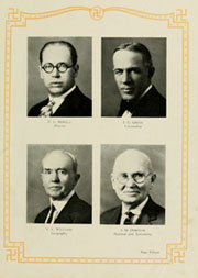 Page 19, 1930 Edition, Appalachian State University - Rhododendron Yearbook (Boone, NC) online yearbook collection