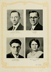 Page 21, 1930 Edition, Appalachian State University - Rhododendron Yearbook (Boone, NC) online yearbook collection