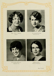 Page 23, 1930 Edition, Appalachian State University - Rhododendron Yearbook (Boone, NC) online yearbook collection