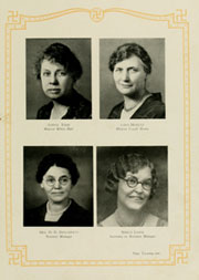 Page 25, 1930 Edition, Appalachian State University - Rhododendron Yearbook (Boone, NC) online yearbook collection