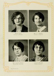 Page 26, 1930 Edition, Appalachian State University - Rhododendron Yearbook (Boone, NC) online yearbook collection