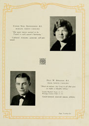 Page 29, 1930 Edition, Appalachian State University - Rhododendron Yearbook (Boone, NC) online yearbook collection