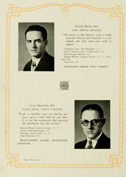 Page 30, 1930 Edition, Appalachian State University - Rhododendron Yearbook (Boone, NC) online yearbook collection