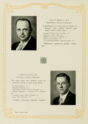 Page 32, 1930 Edition, Appalachian State University - Rhododendron Yearbook (Boone, NC) online yearbook collection