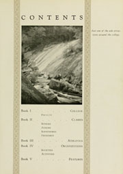 Page 11, 1933 Edition, Appalachian State University - Rhododendron Yearbook (Boone, NC) online yearbook collection