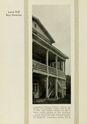 Page 16, 1933 Edition, Appalachian State University - Rhododendron Yearbook (Boone, NC) online yearbook collection