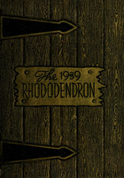 Page 1, 1939 Edition, Appalachian State University - Rhododendron Yearbook (Boone, NC) online yearbook collection