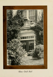 Page 17, 1939 Edition, Appalachian State University - Rhododendron Yearbook (Boone, NC) online yearbook collection