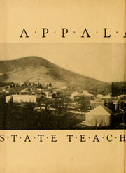 Page 2, 1939 Edition, Appalachian State University - Rhododendron Yearbook (Boone, NC) online yearbook collection