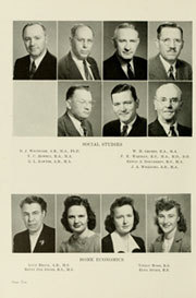 Page 14, 1946 Edition, Appalachian State University - Rhododendron Yearbook (Boone, NC) online yearbook collection