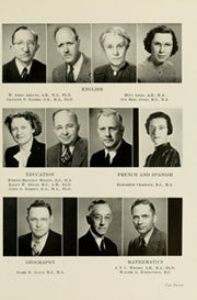Page 15, 1946 Edition, Appalachian State University - Rhododendron Yearbook (Boone, NC) online yearbook collection