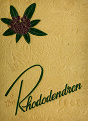 Page 1, 1947 Edition, Appalachian State University - Rhododendron Yearbook (Boone, NC) online yearbook collection