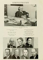 Page 14, 1947 Edition, Appalachian State University - Rhododendron Yearbook (Boone, NC) online yearbook collection