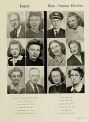 Page 15, 1947 Edition, Appalachian State University - Rhododendron Yearbook (Boone, NC) online yearbook collection