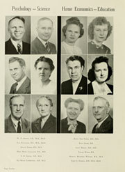 Page 16, 1947 Edition, Appalachian State University - Rhododendron Yearbook (Boone, NC) online yearbook collection