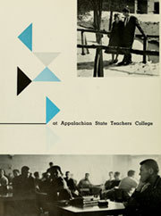 Page 6, 1958 Edition, Appalachian State University - Rhododendron Yearbook (Boone, NC) online yearbook collection