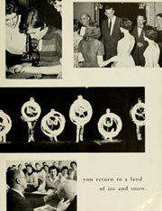 Page 13, 1960 Edition, Appalachian State University - Rhododendron Yearbook (Boone, NC) online yearbook collection