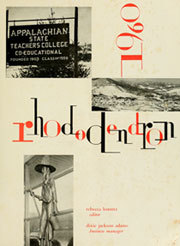 Page 5, 1960 Edition, Appalachian State University - Rhododendron Yearbook (Boone, NC) online yearbook collection