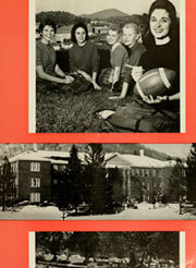 Page 7, 1960 Edition, Appalachian State University - Rhododendron Yearbook (Boone, NC) online yearbook collection