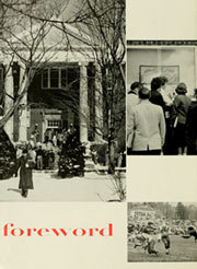 Page 8, 1960 Edition, Appalachian State University - Rhododendron Yearbook (Boone, NC) online yearbook collection
