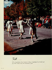 Page 10, 1966 Edition, Appalachian State University - Rhododendron Yearbook (Boone, NC) online yearbook collection