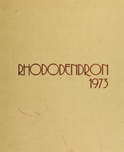 Appalachian State University - Rhododendron Yearbook (Boone, NC) online yearbook collection, 1973 Edition, Page 1