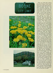Page 12, 1981 Edition, Appalachian State University - Rhododendron Yearbook (Boone, NC) online yearbook collection