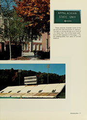 Page 15, 1981 Edition, Appalachian State University - Rhododendron Yearbook (Boone, NC) online yearbook collection