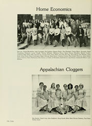 Page 220, 1981 Edition, Appalachian State University - Rhododendron Yearbook (Boone, NC) online yearbook collection