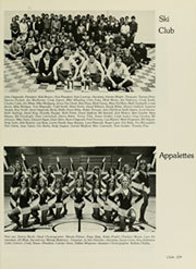 Page 233, 1981 Edition, Appalachian State University - Rhododendron Yearbook (Boone, NC) online yearbook collection