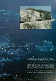 Page 11, 1983 Edition, Appalachian State University - Rhododendron Yearbook (Boone, NC) online yearbook collection