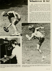 Page 13, 1983 Edition, Appalachian State University - Rhododendron Yearbook (Boone, NC) online yearbook collection