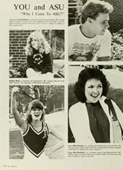 Page 14, 1983 Edition, Appalachian State University - Rhododendron Yearbook (Boone, NC) online yearbook collection