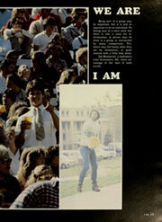 Page 17, 1983 Edition, Appalachian State University - Rhododendron Yearbook (Boone, NC) online yearbook collection