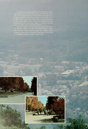 Page 8, 1983 Edition, Appalachian State University - Rhododendron Yearbook (Boone, NC) online yearbook collection