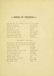 Page 15, 1887 Edition, Lehigh University - Epitome Yearbook (Bethlehem, PA) online yearbook collection