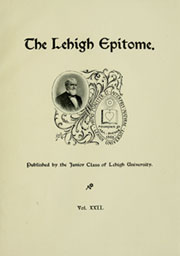 Page 5, 1898 Edition, Lehigh University - Epitome Yearbook (Bethlehem, PA) online yearbook collection