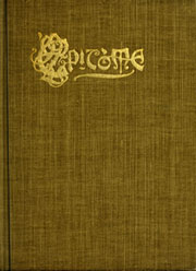 Page 1, 1899 Edition, Lehigh University - Epitome Yearbook (Bethlehem, PA) online yearbook collection