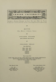Page 14, 1902 Edition, Lehigh University - Epitome Yearbook (Bethlehem, PA) online yearbook collection